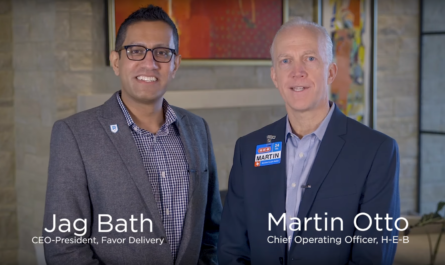 Favor & H-E-B Join Forces