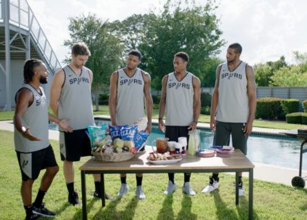 H-E-B's San Antonio Spurs commercials tip off regular season with laughs - H-E-B Newsroom
