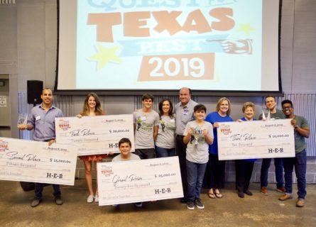 H-E-B names 2019 Quest for Texas Best winners - H-E-B Newsroom
