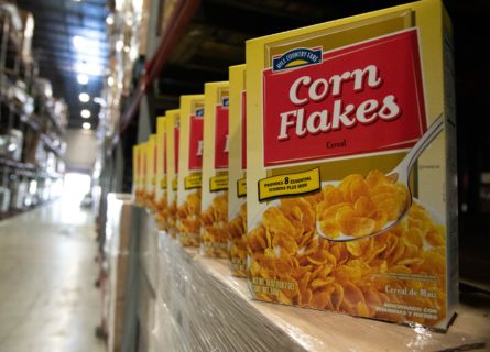H-E-B donates truckloads of cereal to celebrate Hunger Action Month - H-E-B Newsroom