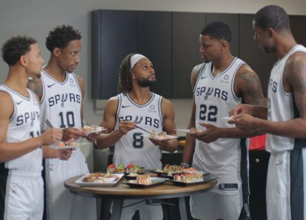 H-E-B and San Antonio Spurs hit nothing but net with new commercials - H-E-B Newsroom