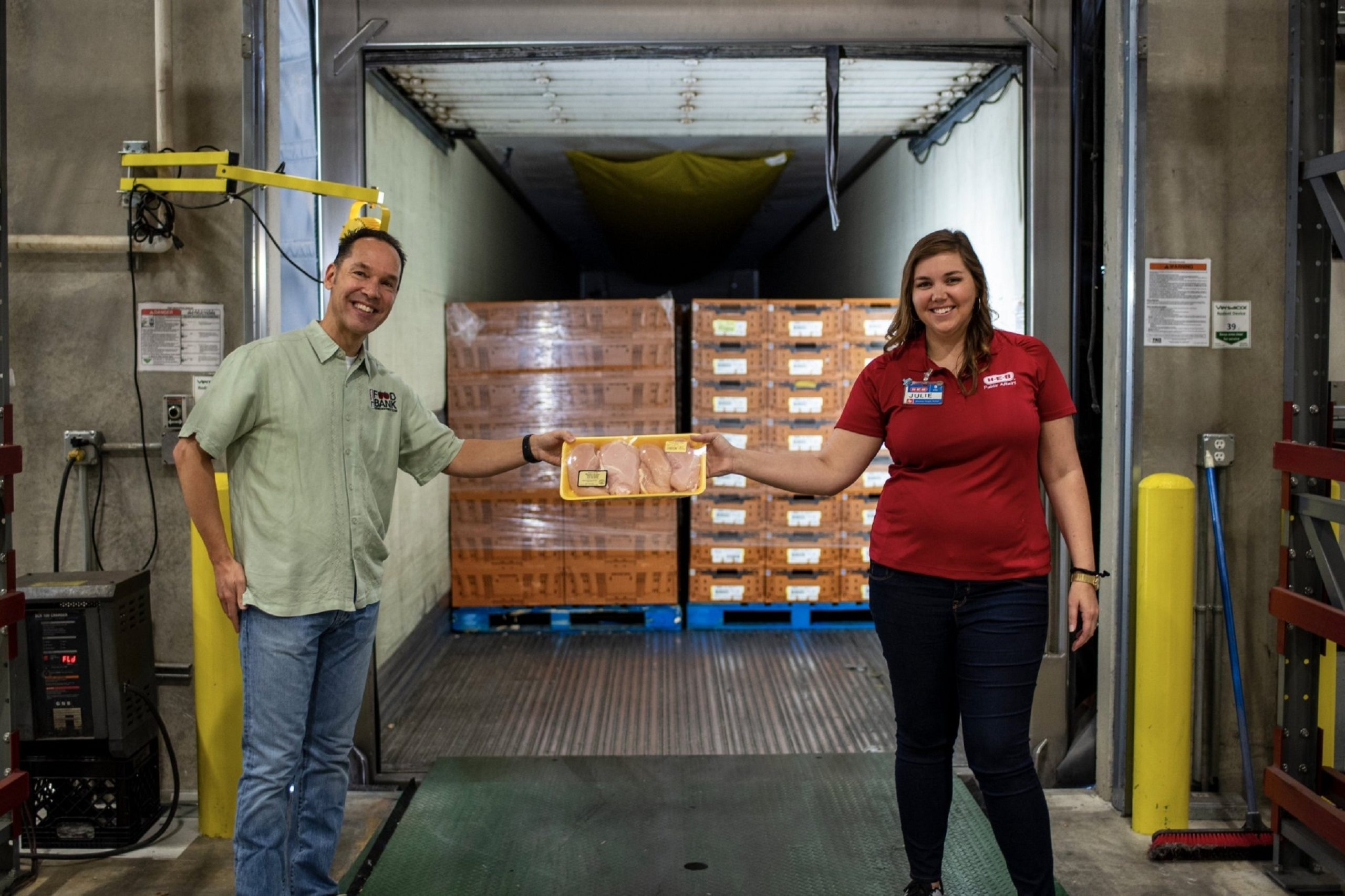 H-E-B provides more support to Texas food banks - H-E-B Newsroom