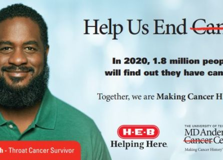 H-E-B continues to aid in effort to end cancer - H-E-B Newsroom