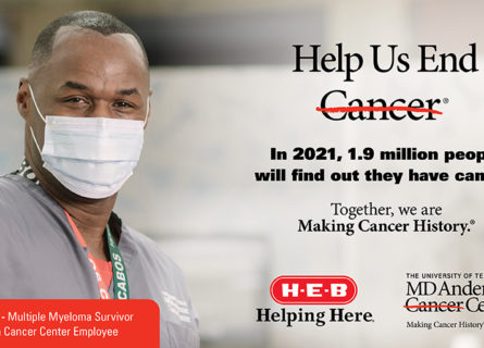 H-E-B inspires shoppers to give to end cancer - H-E-B Newsroom