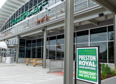 Central Market reopens as Preston Oaks Shopping Center rebirth continues - H-E-B Newsroom