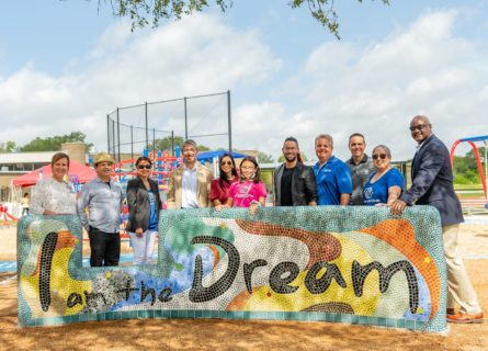New DREAM Park playground opens in San Antonio's Martin Luther King Park - H-E-B Newsroom