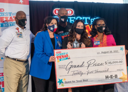 H-E-B names winners of the 2021 Quest for Texas Best competition - H-E-B Newsroom